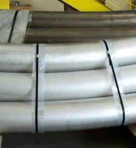 Chemically Clean Carbon Steel Piping